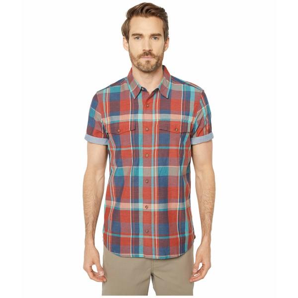 ドード アンドコー メンズ シャツ トップス Hookie Short Sleeve Shirt Picante