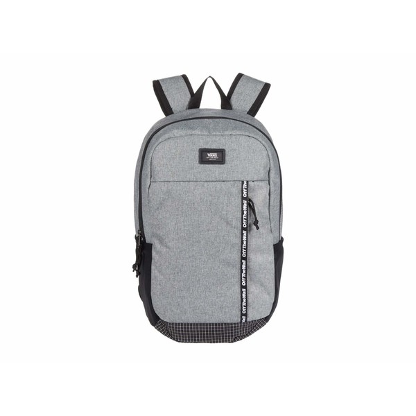 バンズ メンズ バックパック・リュックサック バッグ Disorder Backpack Heather Suiting/Black