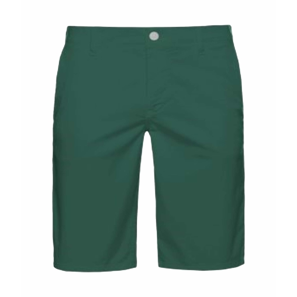 ヒューゴボス メンズ ハーフ&ショーツ ボトムス Regular Fit Satin Stretch Shorts Medium Green