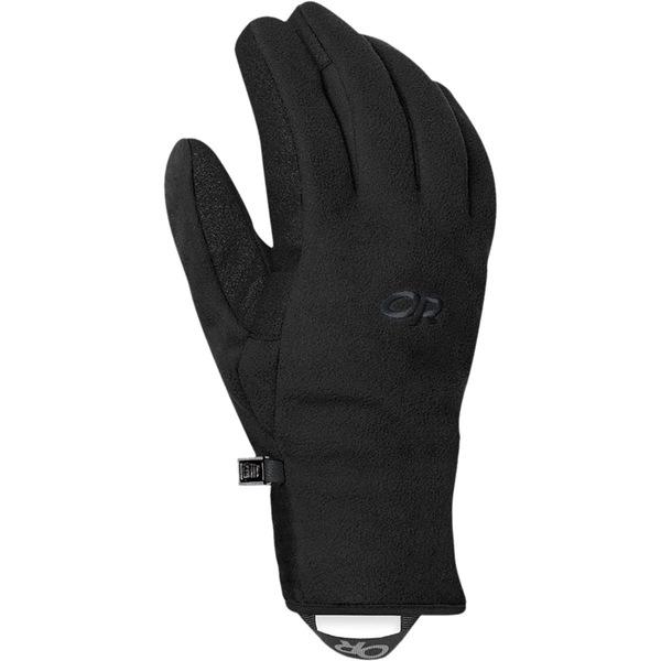 アウトドアリサーチ お得クーポン発行中 メンズ アクセサリー 手袋 Black 全商品無料サイズ交換 迅速な対応で商品をお届け致します Gripper Sensor Men's Glove -