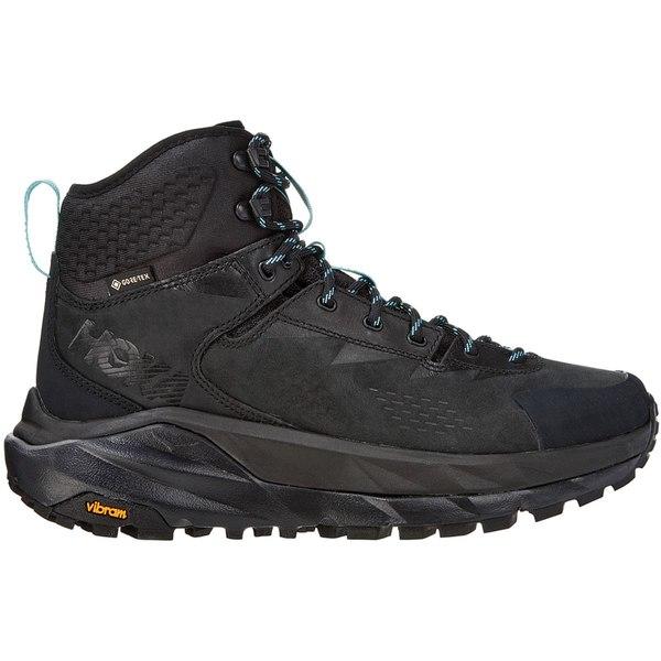 ホッカオネオネ レディース ハイキング スポーツ Sky Kaha Hiking Boot - Women's Black Iris/Blue Sapphire