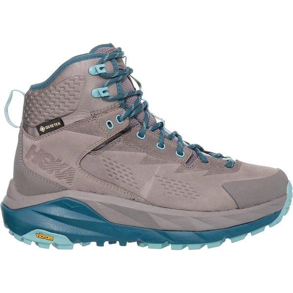 ホッカオネオネ レディース ハイキング スポーツ Sky Kaha Hiking Boot - Women's Frost Gray/Aqua Haze