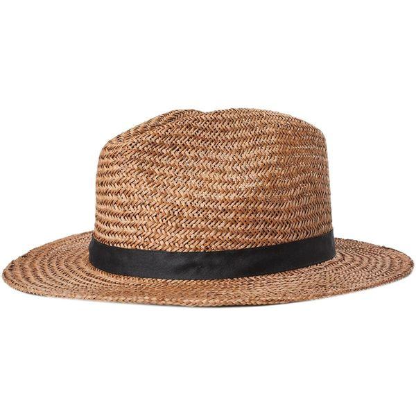 ブリクストン メンズ 帽子 アクセサリー Lera III Fedora - Women's Brown