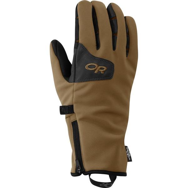 アウトドアリサーチ メンズ 手袋 アクセサリー StormTracker Sensor Glove - Men's Coyote/Black