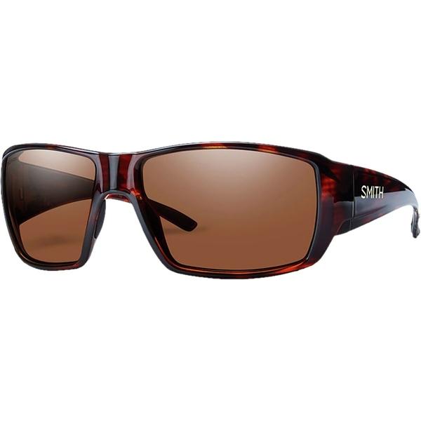 スミス メンズ サングラス・アイウェア アクセサリー Guide's Choice Polarchromic Sunglasses - Men's Havana/Polarchromic Copper