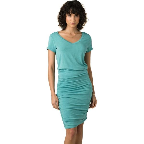 プラーナ レディース ワンピース トップス Foundation Dress - Women's Azurite Heather