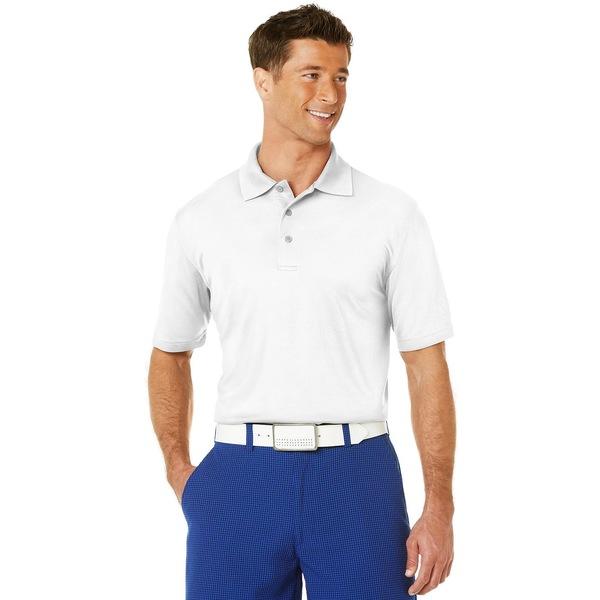 人気が高い PGAツアー メンズ ポロシャツ トップス Men&39;s Airflux Solid Golf Polo Shirt Bright White, 【ロイヤル通販】 20053045