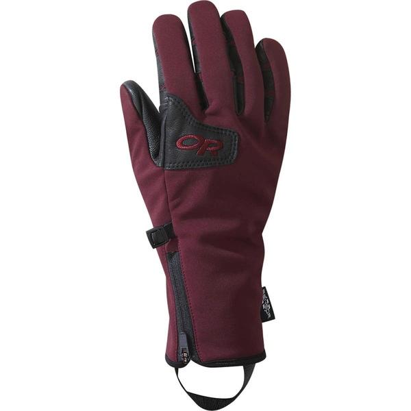アウトドアリサーチ レディース アクセサリー 手袋 Raisin 全商品無料サイズ交換 StormTracker 贈物 Sensor - Women's 受賞店 Glove