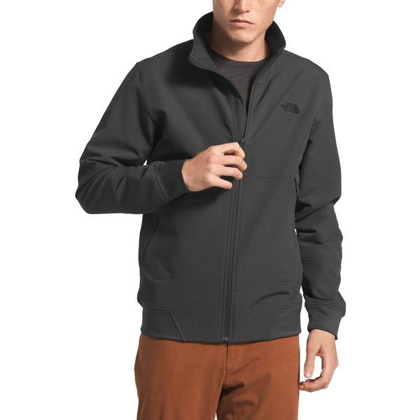 ノースフェイス メンズ ジャケット&ブルゾン アウター Tekno Ridge Jacket Asphalt Grey