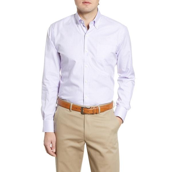 ピーター・ミラー メンズ シャツ トップス Eugene Multi Check Button-Down Shirt Lantana