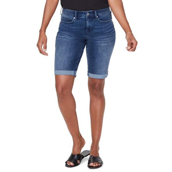 エヌワイディージェイ レディース カジュアルパンツ ボトムス Briella Cool Embrace Roll Cuff Shorts Solana