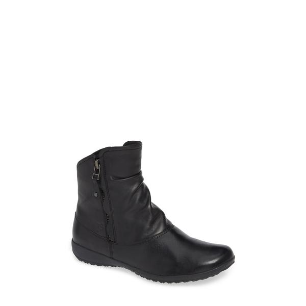 ジョセフセイベル レディース ブーツ&レインブーツ シューズ Naly 24 Bootie Black Leather