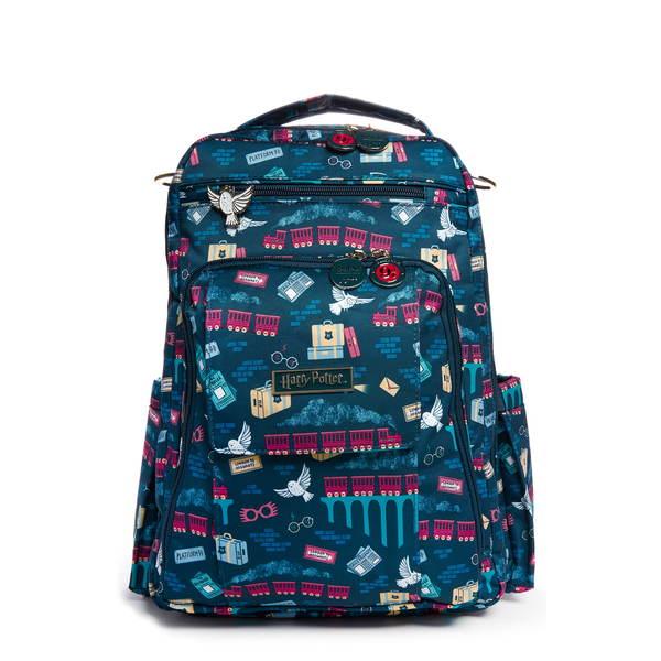 ジュジュビー レディース バックパック・リュックサック バッグ Harry Potter Be Right Back Diaper Backpack Platform 3/ 4
