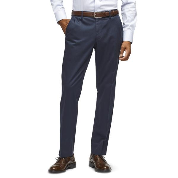 ボノボス メンズ カジュアルパンツ ボトムス Weekday Warrior Tailored Fit Stretch Pants Monday Blues