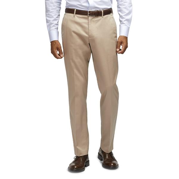 ボノボス メンズ カジュアルパンツ ボトムス Weekday Warrior Tailored Fit Stretch Pants Wednesday Tan