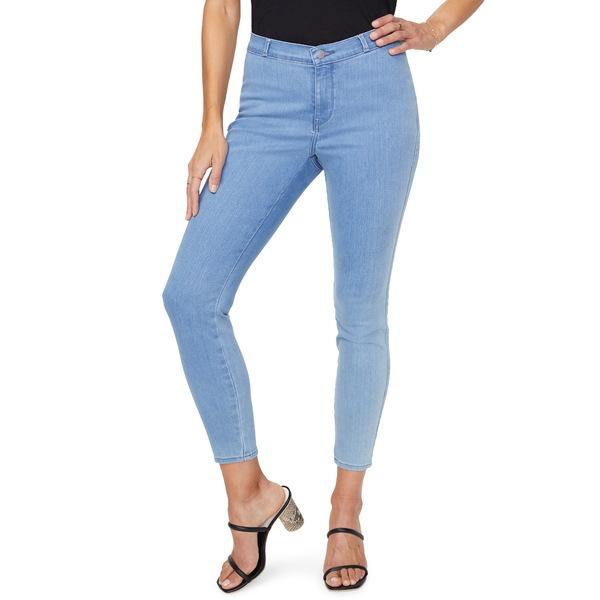 エヌワイディージェイ レディース デニムパンツ ボトムス Ami Contour Ankle Skinny Jeans Belle Isle
