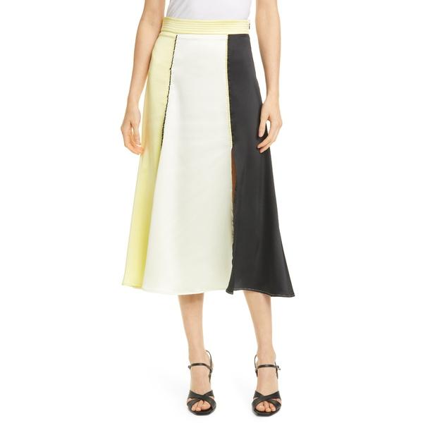 スティーヌ・ゴヤ レディース スカート ボトムス Jada Colorblock Midi Skirt Multi Color