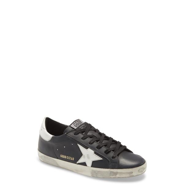 ゴールデングース レディース スニーカー シューズ Superstar Sneaker Black/ White Star