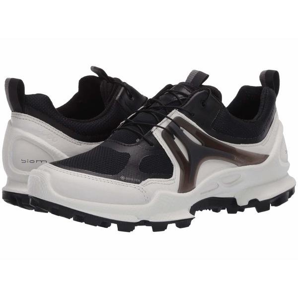 エコー レディース スニーカー シューズ BIOM C Trail Speed GORE-TEX White/Black