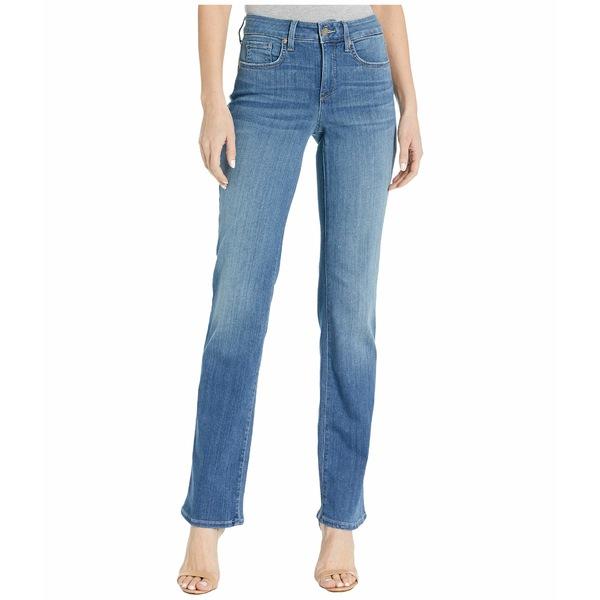 エヌワイディージェイ レディース デニムパンツ ボトムス Marilyn Straight Jeans in Hobie Hobie