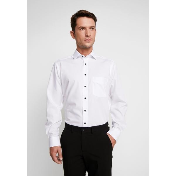 オリンプ 上品 メンズ トップス シャツ anthrazit 全商品無料サイズ交換 OLYMP Formal shirt MODERN kxpd0112 超目玉 FIT - LUXOR