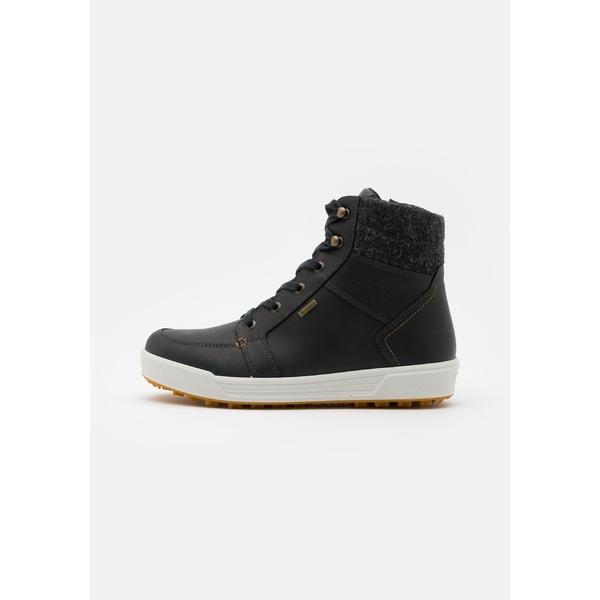 ロア メンズ 国産品 シューズ ブーツ レインブーツ anthrazit 全商品無料サイズ交換 MOLVENO 値引き Winter MID boots GTX - kxpd0113 II