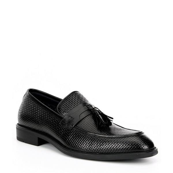 スティーブ マデン メンズ ドレスシューズ On シューズ Ebbert Men's Ebbert Leather Slip マデン On Loafer Black, サムラートオンラインストア:383698c6 --- wap.assoalhopelvico.com