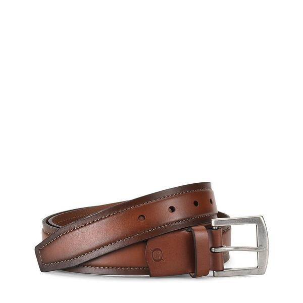 ボーン メンズ ベルト アクセサリー Men's Stitch Comfort Belt Tan