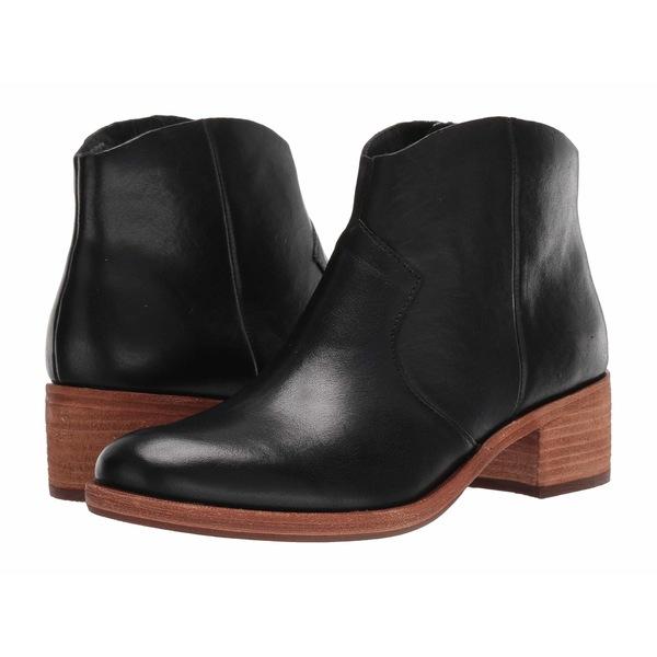 コークイース レディース ブーツ&レインブーツ シューズ Casper Black Full Grain Leather
