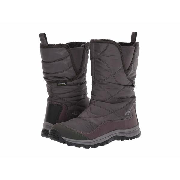キーン レディース ブーツ&レインブーツ シューズ Terradora Pull-On Waterproof Boot Magnet/Raven