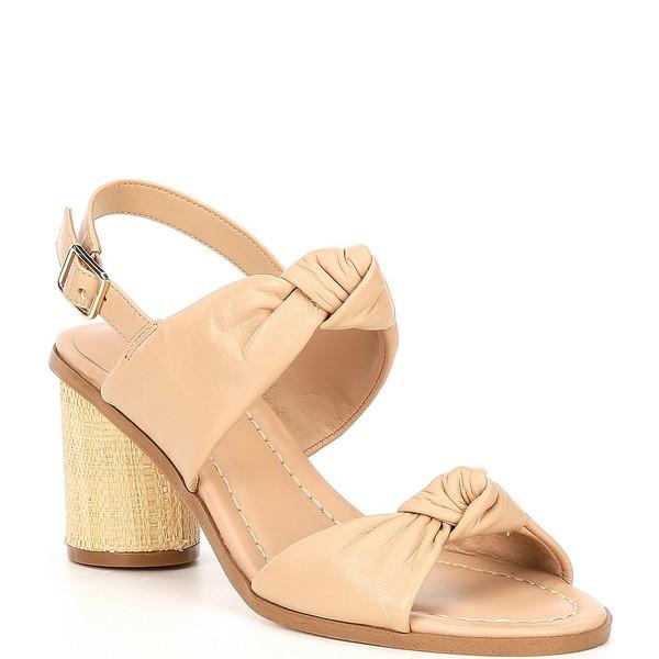 アレックスマリー レディース サンダル シューズ Haonny Leather Knotted Band Sandals Spanish Sand