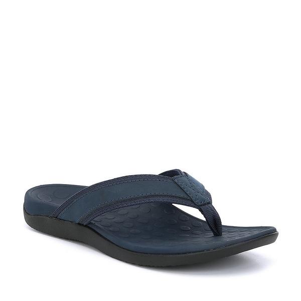バイオニック メンズ サンダル シューズ Men's Tide Flip-Flops Navy