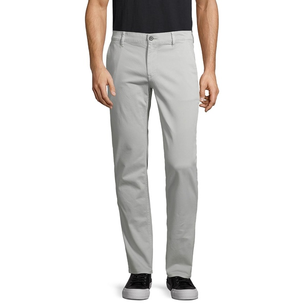 ボス メンズ カジュアルパンツ ボトムス Slim Chino Trousers Grey