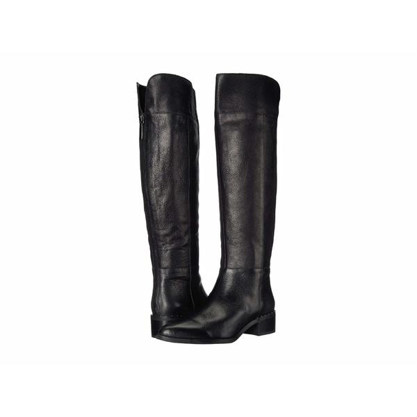 フランコサルト レディース ブーツ&レインブーツ シューズ Daya Black Leather