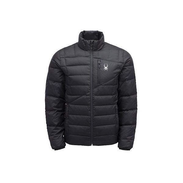 スパイダー メンズ ジャケット&ブルゾン アウター Spyder Men's Dolomite Jacket Black / Ebony