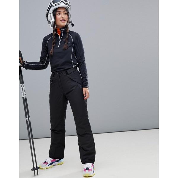 デアツービー レディース カジュアルパンツ ボトムス Dare 2b Ski Pant Black