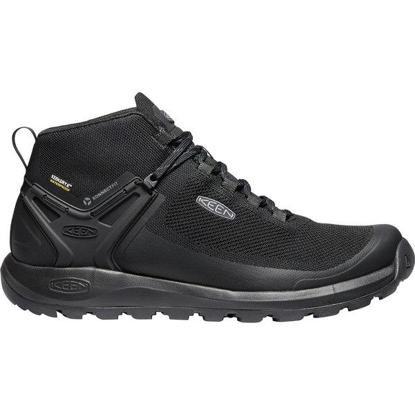 キーン メンズ ブーツ&レインブーツ シューズ Citizen Evo Waterproof Mid Boot - Men's Triple Black/Black