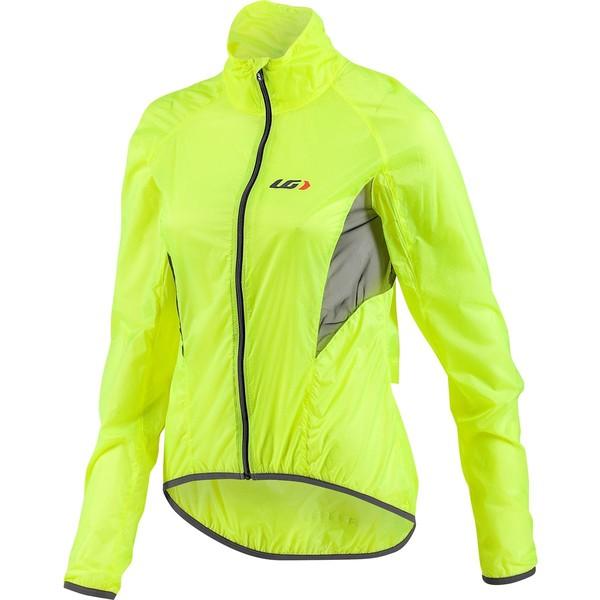 イルスガーナー レディース サイクリング スポーツ X-Lite Jacket - Women's Bright Yellow
