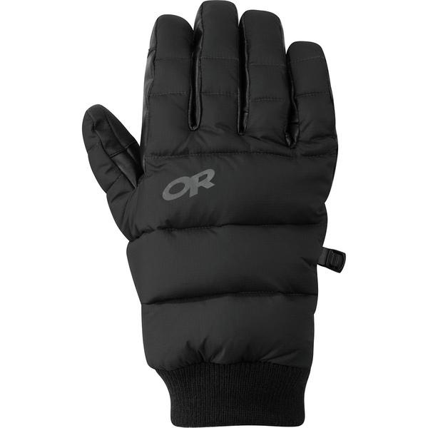 アウトドアリサーチ メンズ 手袋 アクセサリー Transcendent Down Glove Black