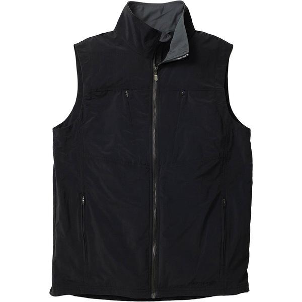 エクスオフィシオ メンズ ベスト トップス Sol Cool FlyQ Vest - Men's Black