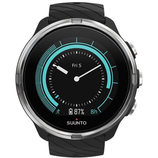 スント メンズ 腕時計 アクセサリー Suunto 9 Watch Black
