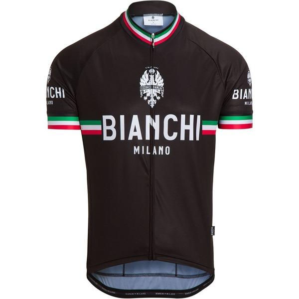 ビアンキ ミラノ メンズ サイクリング スポーツ Isalle Jersey - Men's Black