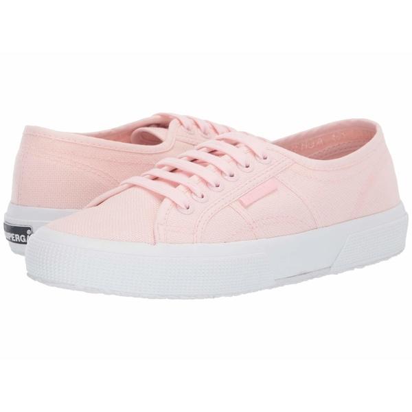 スペルガ レディース スニーカー シューズ 2750 COTU Classic Full Pink Crystal