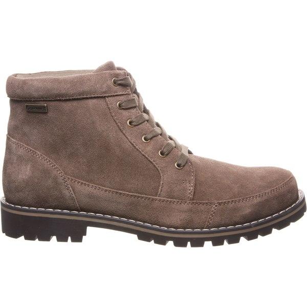 ベアパウ メンズ スニーカー シューズ BEARPAW Men's Noah Casual Boots SealBrown