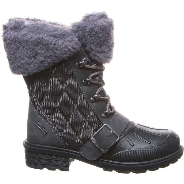 ベアパウ レディース ブーツ&レインブーツ シューズ BEARPAW Women's Delta 200g Winter Boots Charcoal