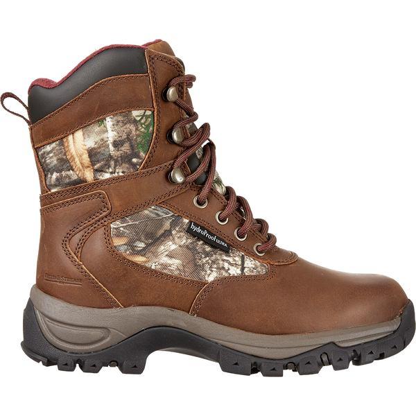 フィールドアンドストリーム レディース ブーツ&レインブーツ シューズ Field & Stream Women's Game Trail 800g Waterproof Hunting Boots RealtreeEDGE