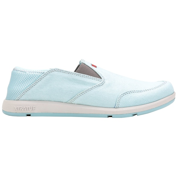 エクストラタフ レディース スニーカー シューズ XTRATUF Women's YellowTail Slip-On Casual Shoes Blue