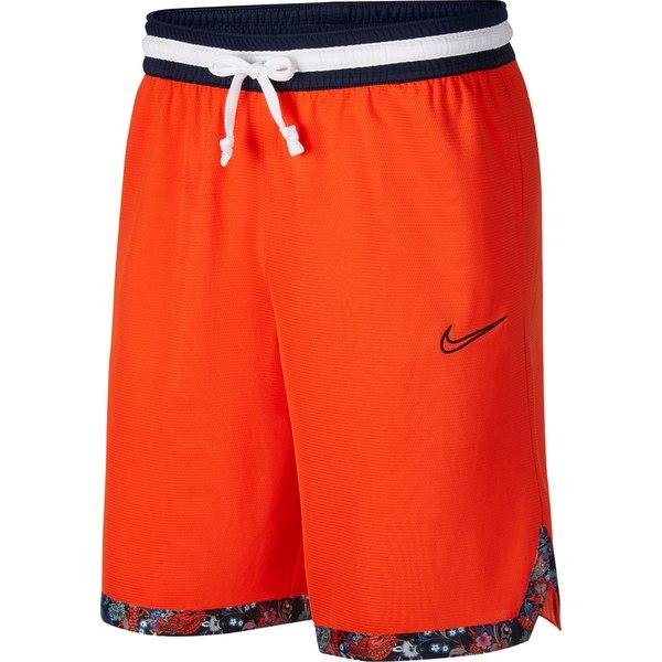 ナイキ メンズ カジュアルパンツ ボトムス Nike Men's DNA Basketball shorts TeamOrange