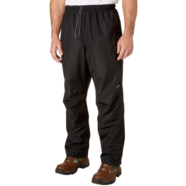 フィールドアンドストリーム メンズ カジュアルパンツ ボトムス Field & Stream Men's Squall Defender Rain Pant II PureBlack