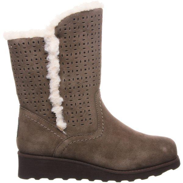 ベアパウ レディース ブーツ&レインブーツ シューズ BEARPAW Women's Lillian Winter Boots SealBrown